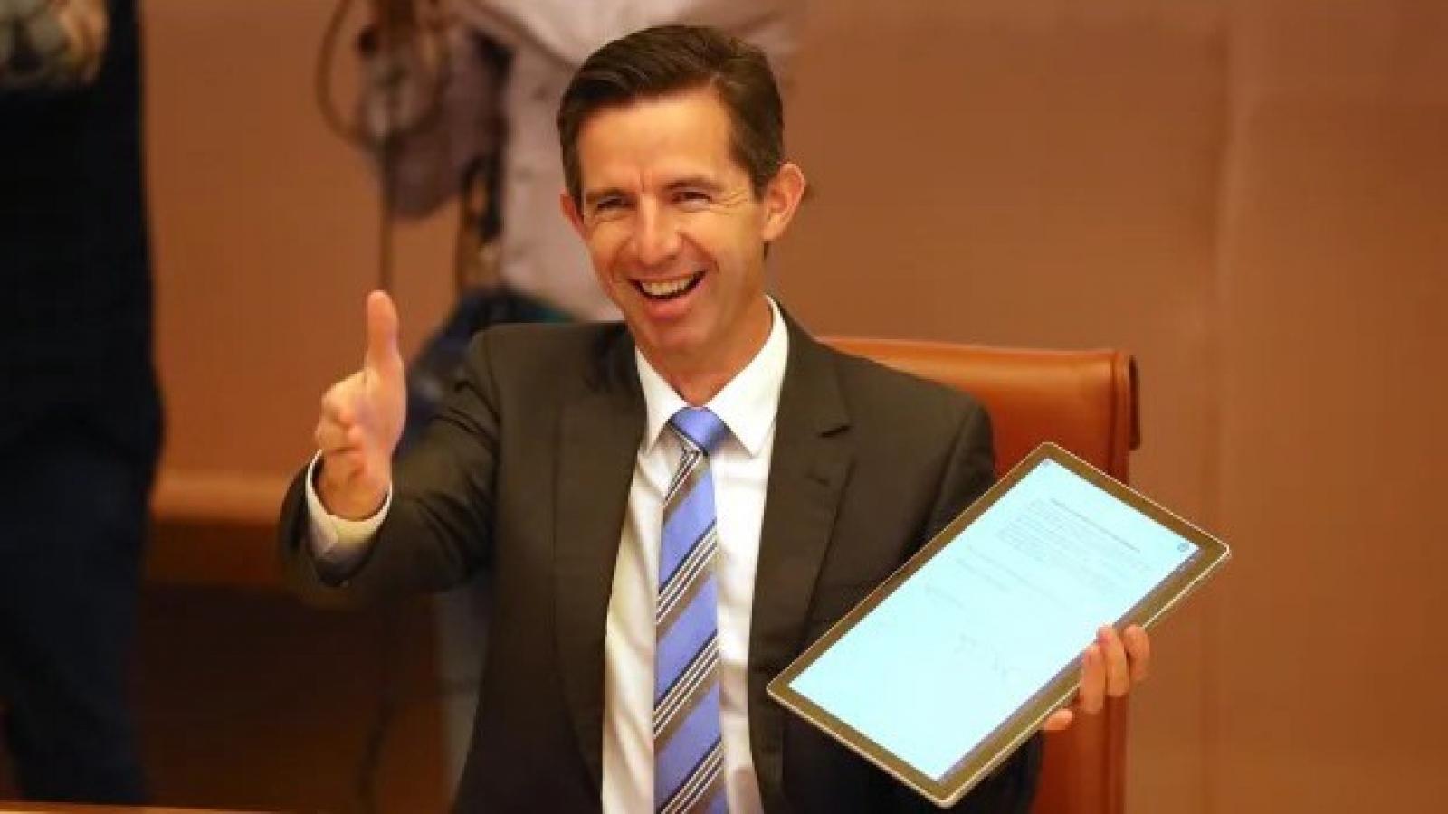 Australia ký Hiệp định thương mại kỹ thuật số với Singapore