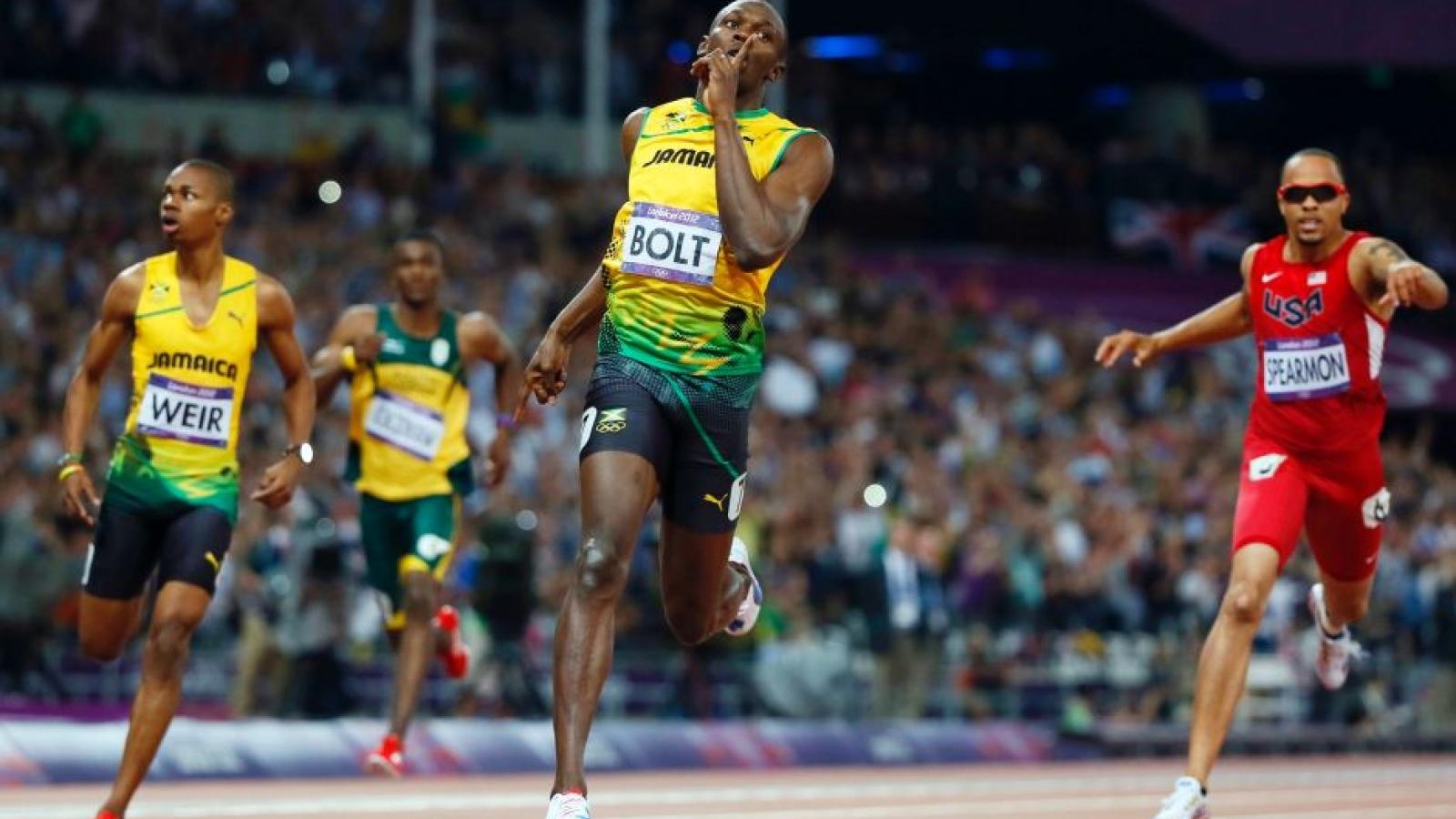 Ngày này năm xưa: Usain Bolt lập kỷ lục không tưởng ở Olympic