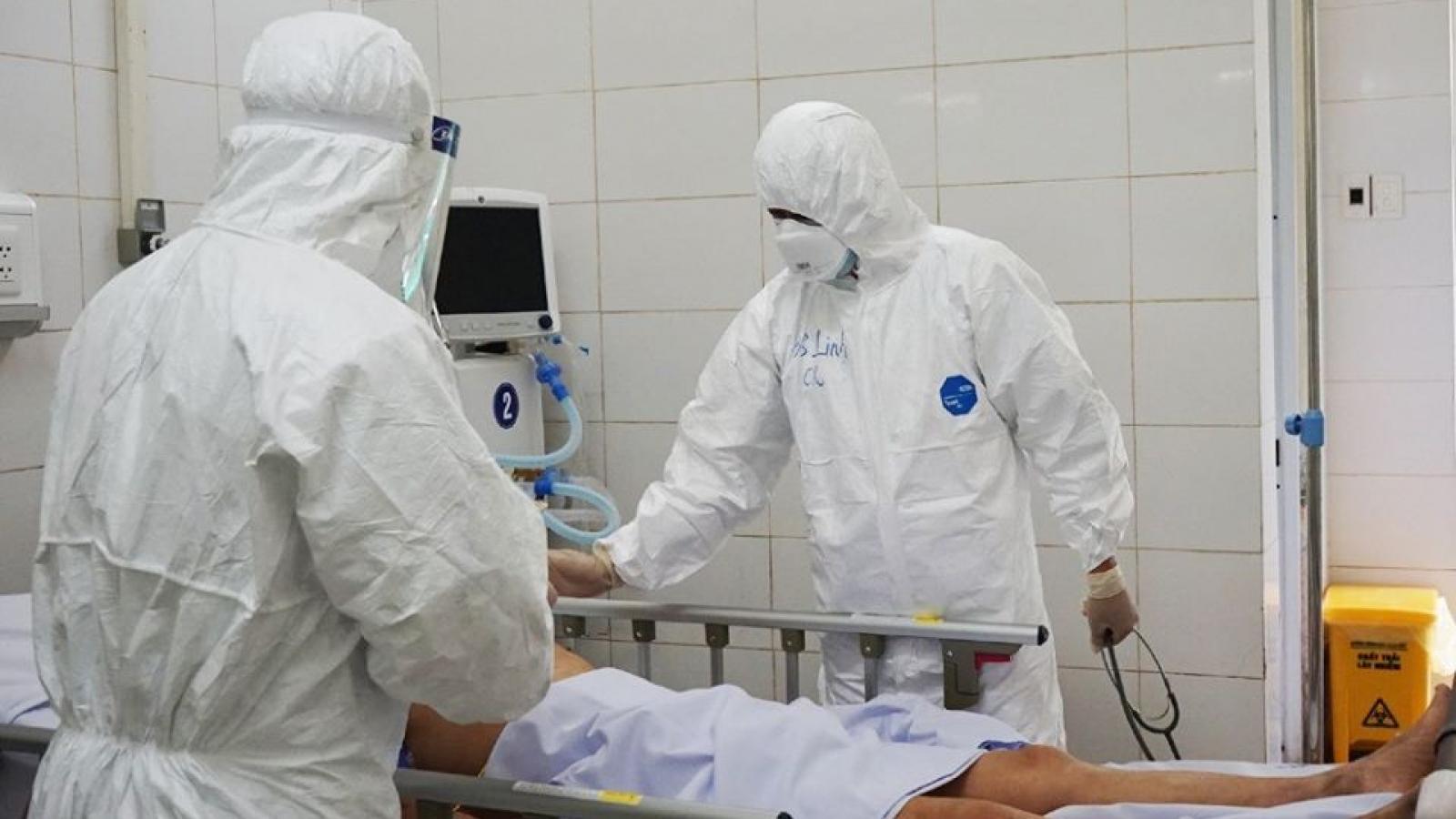 Video: Bên trong nơi cấp cứu các bệnh nhân Covid-19 tại BV Phổi Đà Nẵng
