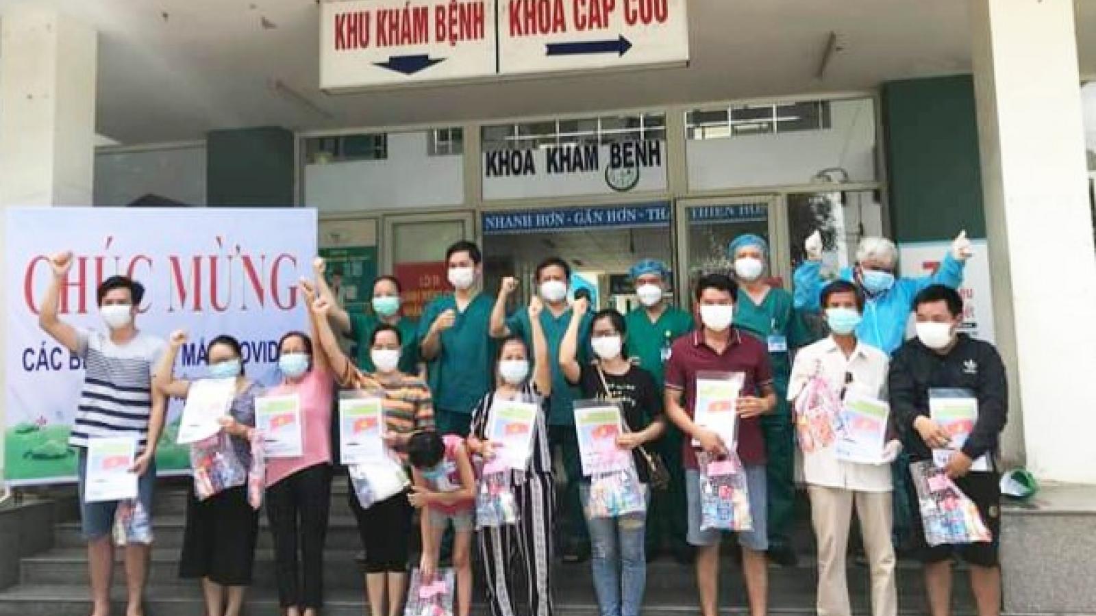 Một số bác sĩ Bệnh viện Chợ Rẫy và Bạch Mai sẽ rút khỏi Đà Nẵng