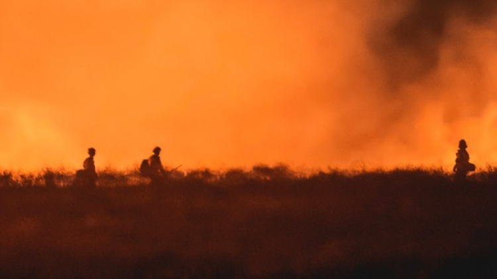 8.000 người dân phải sơ tán do cháy rừng ở Nam California (Mỹ)