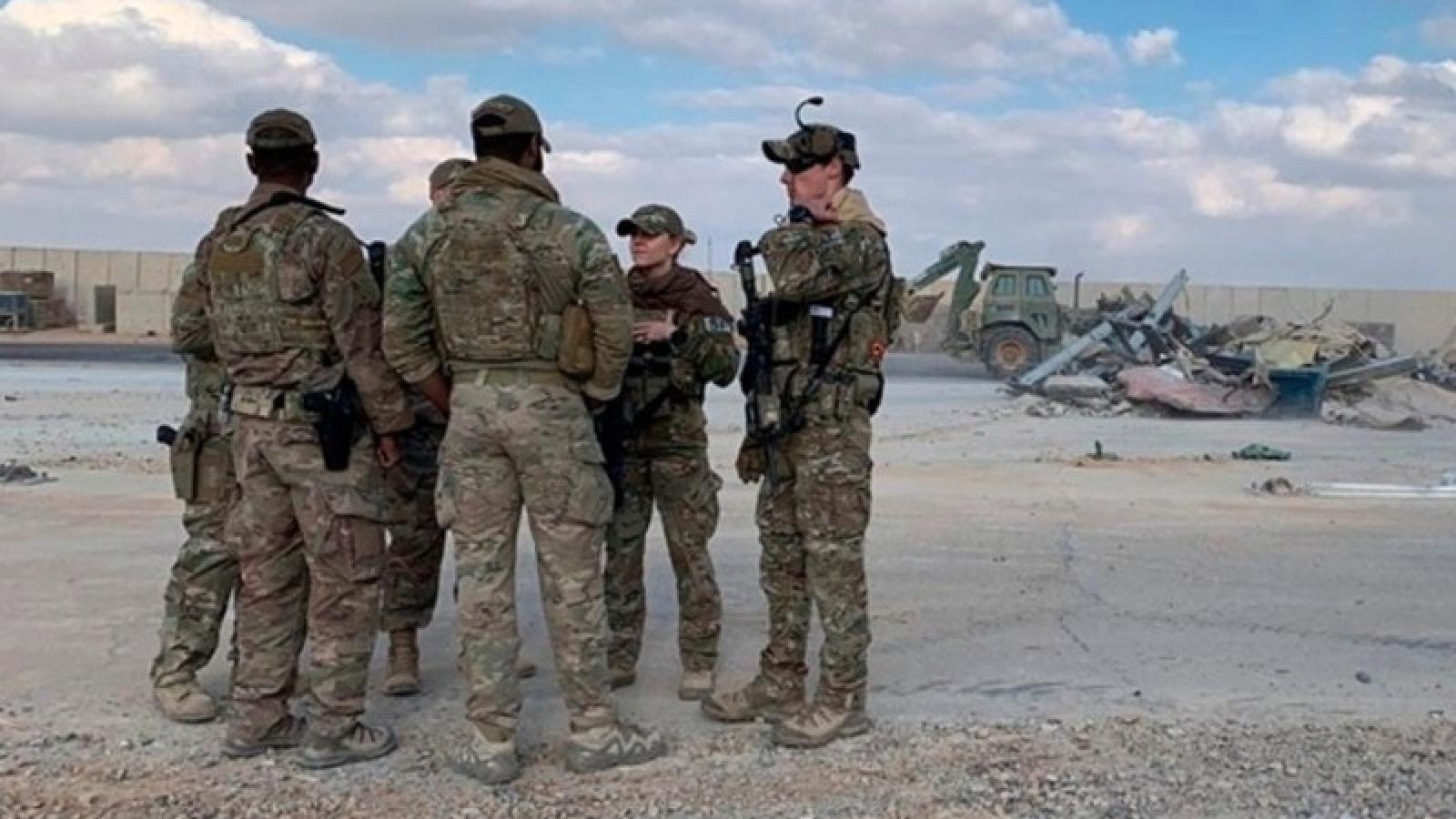Hiện thực hóa cam kết, Mỹ và đồng minh rút quân khỏi căn cứ quân sự Taji ở Iraq