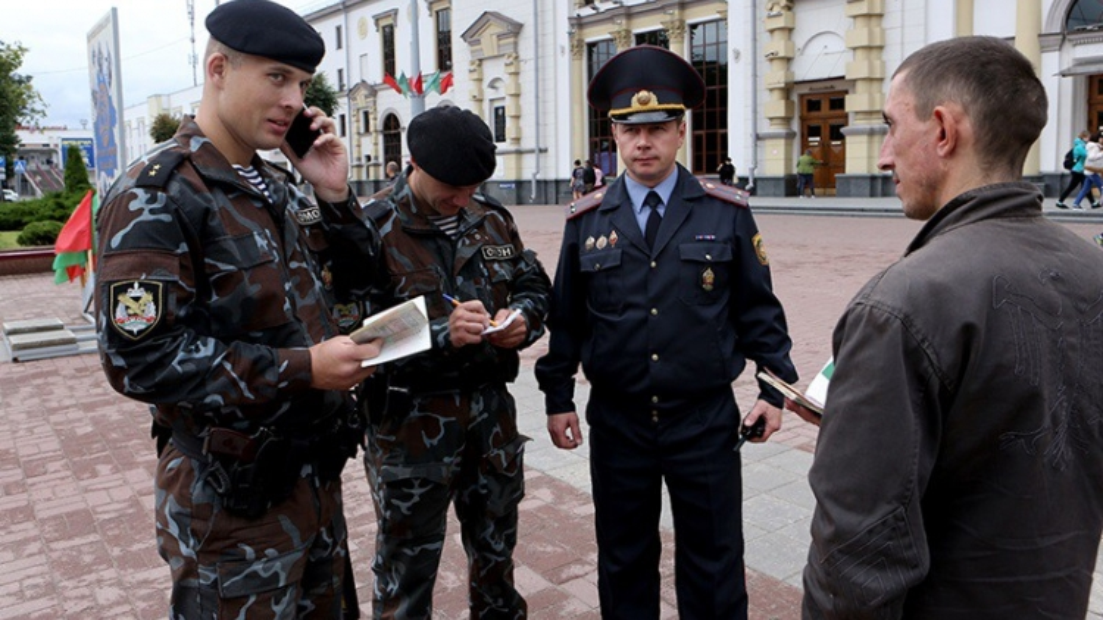 Nga bác bỏ cáo buộc của Belarus về gây bất ổn chính trị trước bầu cử