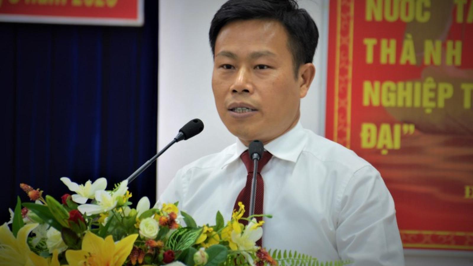 Ông Lê Quân làm Phó Bí thư Tỉnh ủy Cà Mau
