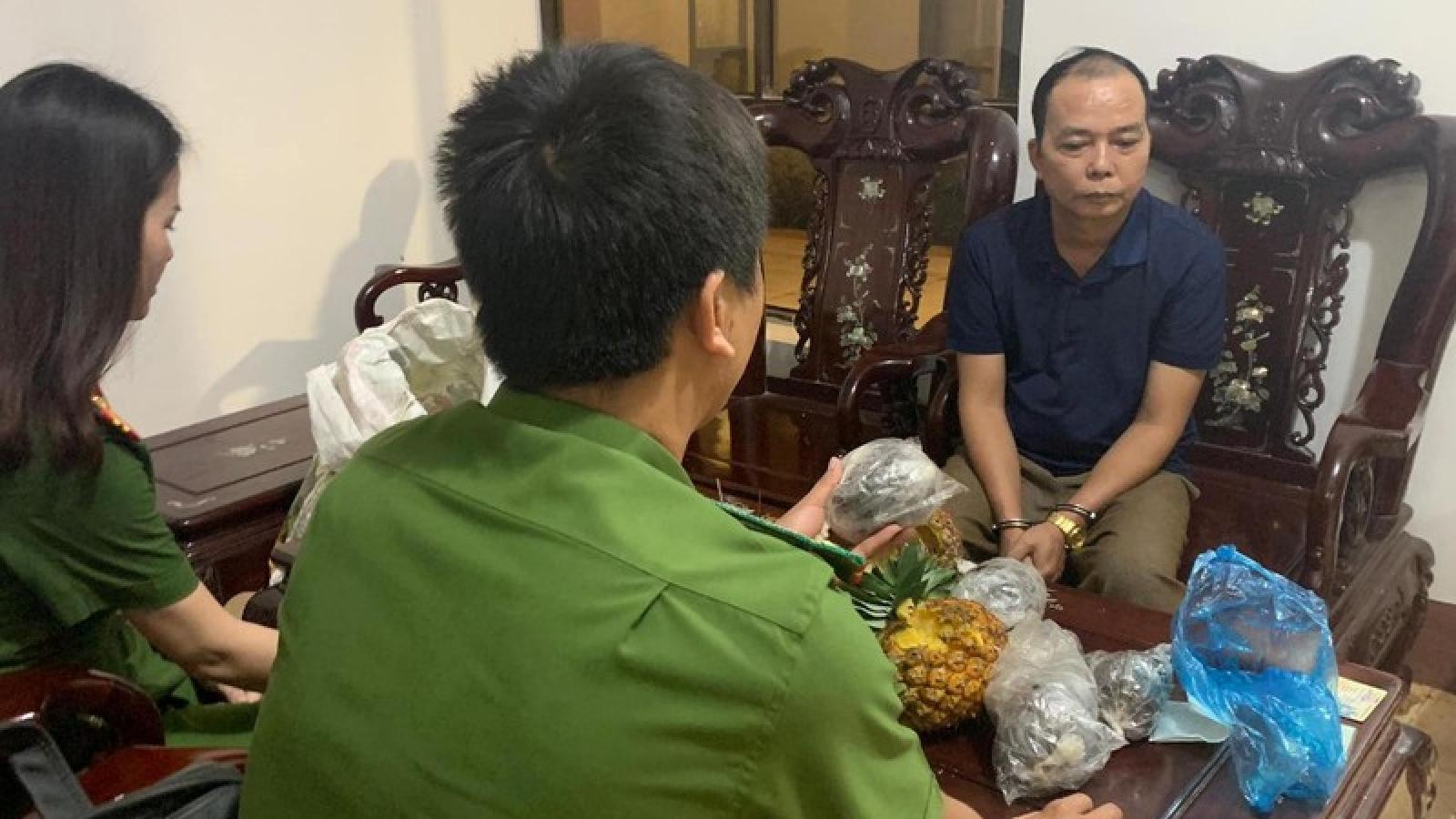 Bắt người đàn ông vận chuyển 2,8 kg thuốc phiện từ Lào vào Đắk Lắk tiêu thụ