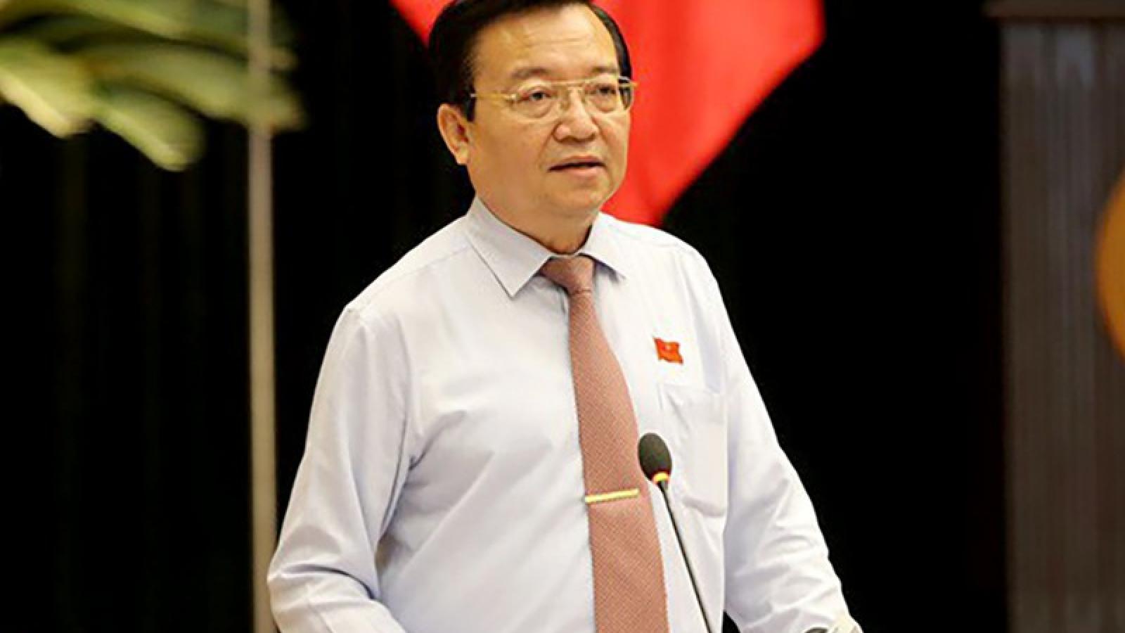 Giám đốc và 2 Phó Giám đốc Sở GD-ĐT TP HCM bị phê bình