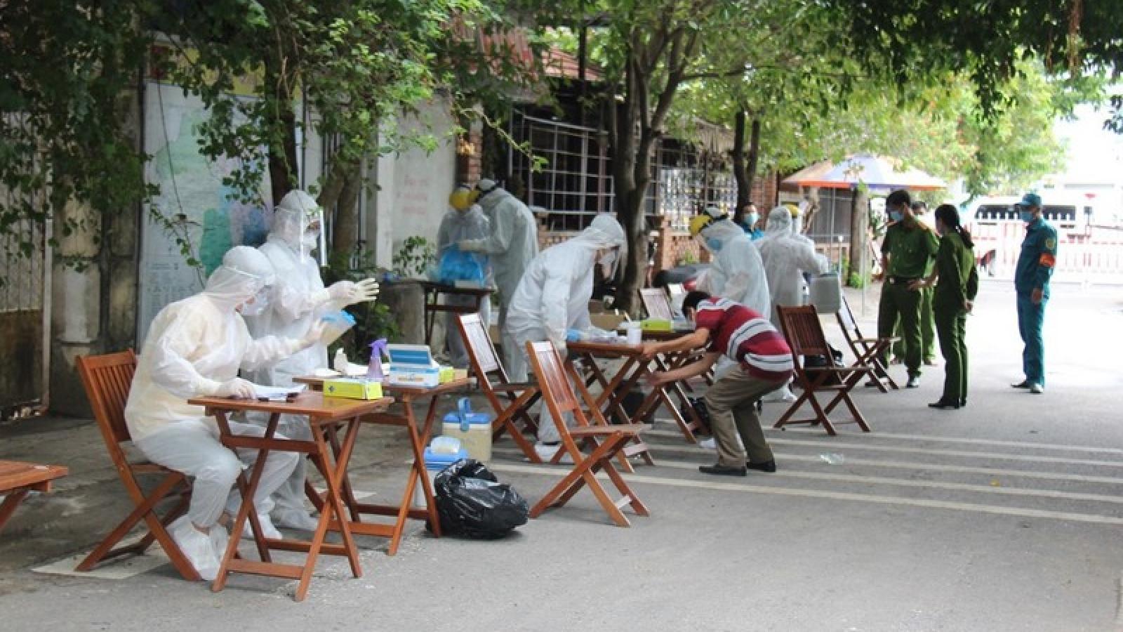 Quảng Nam kết thúc cách ly xã hội tại huyện Thăng Bình