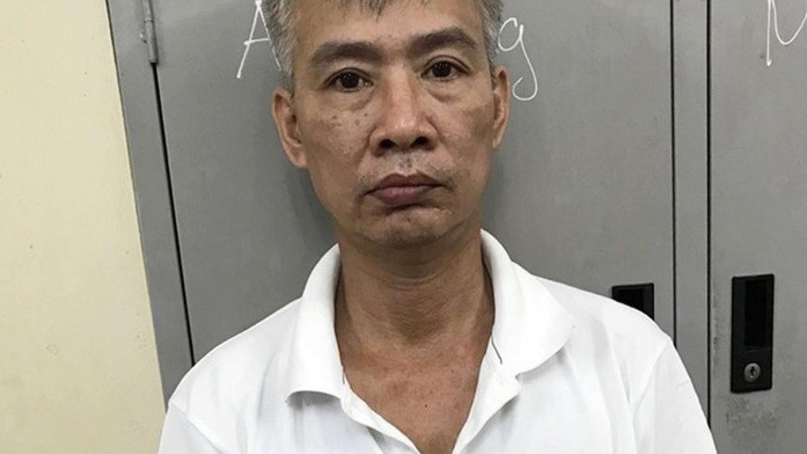 Hà Nội: Bắt đối tượng uống rượu say về đâm chết người ở quán phở