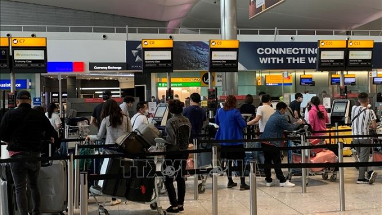 280 more Vietnamese citizens repatriated from Europe due to COVID-19