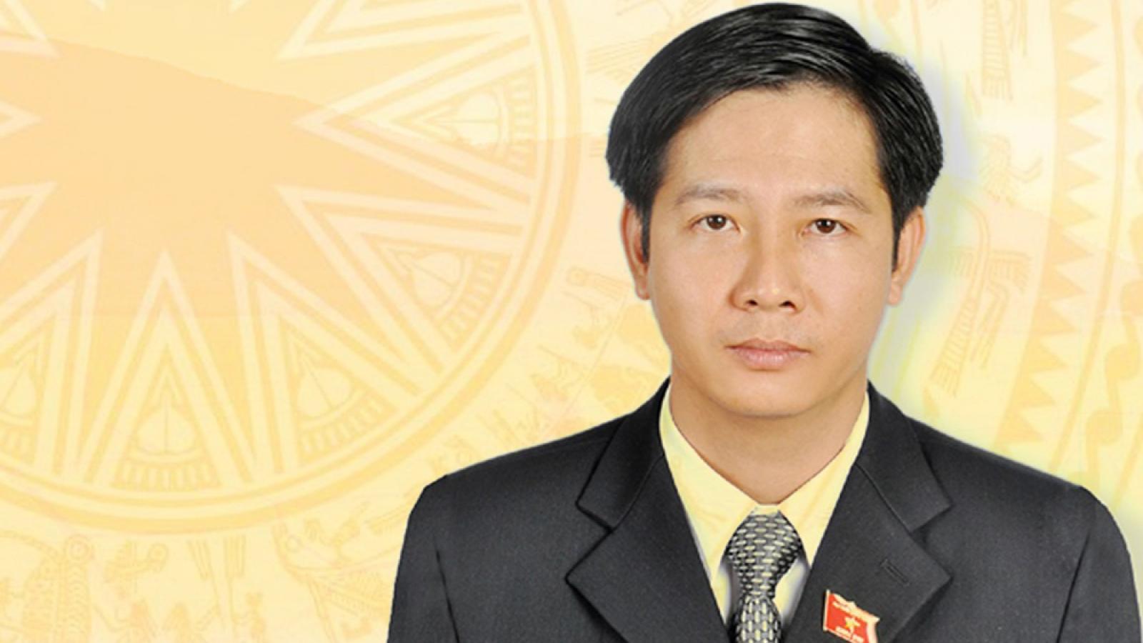 Chân dung tân Bí thư Tỉnh ủy Tây Ninh Nguyễn Thành Tâm
