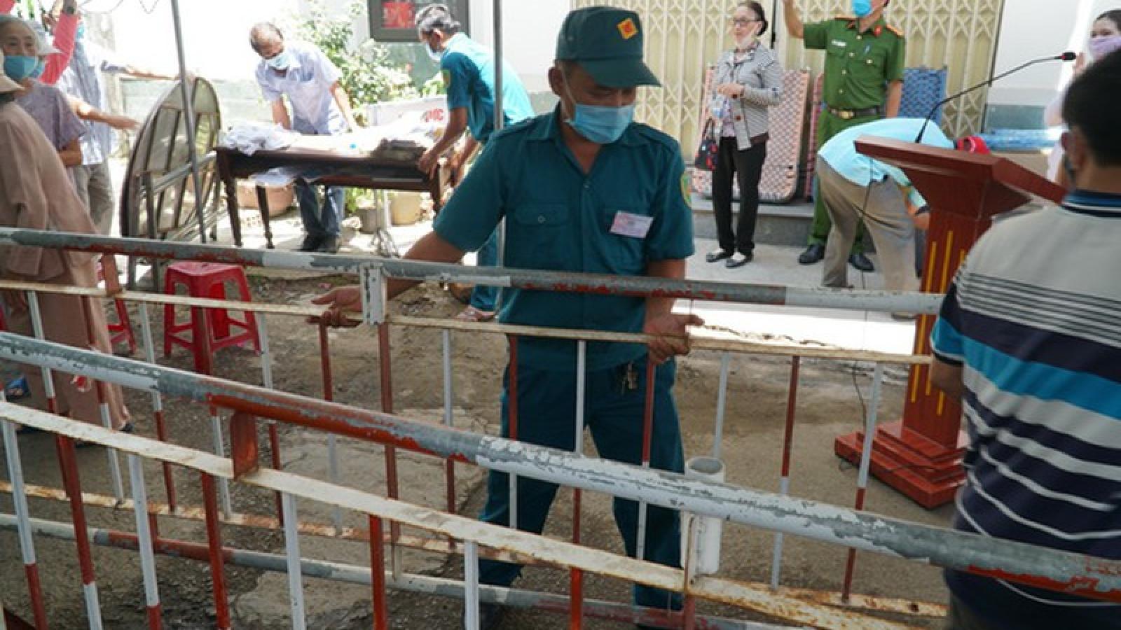 Bệnh nhân 419 tại Quảng Ngãi tái dương tính với SARS-CoV-2