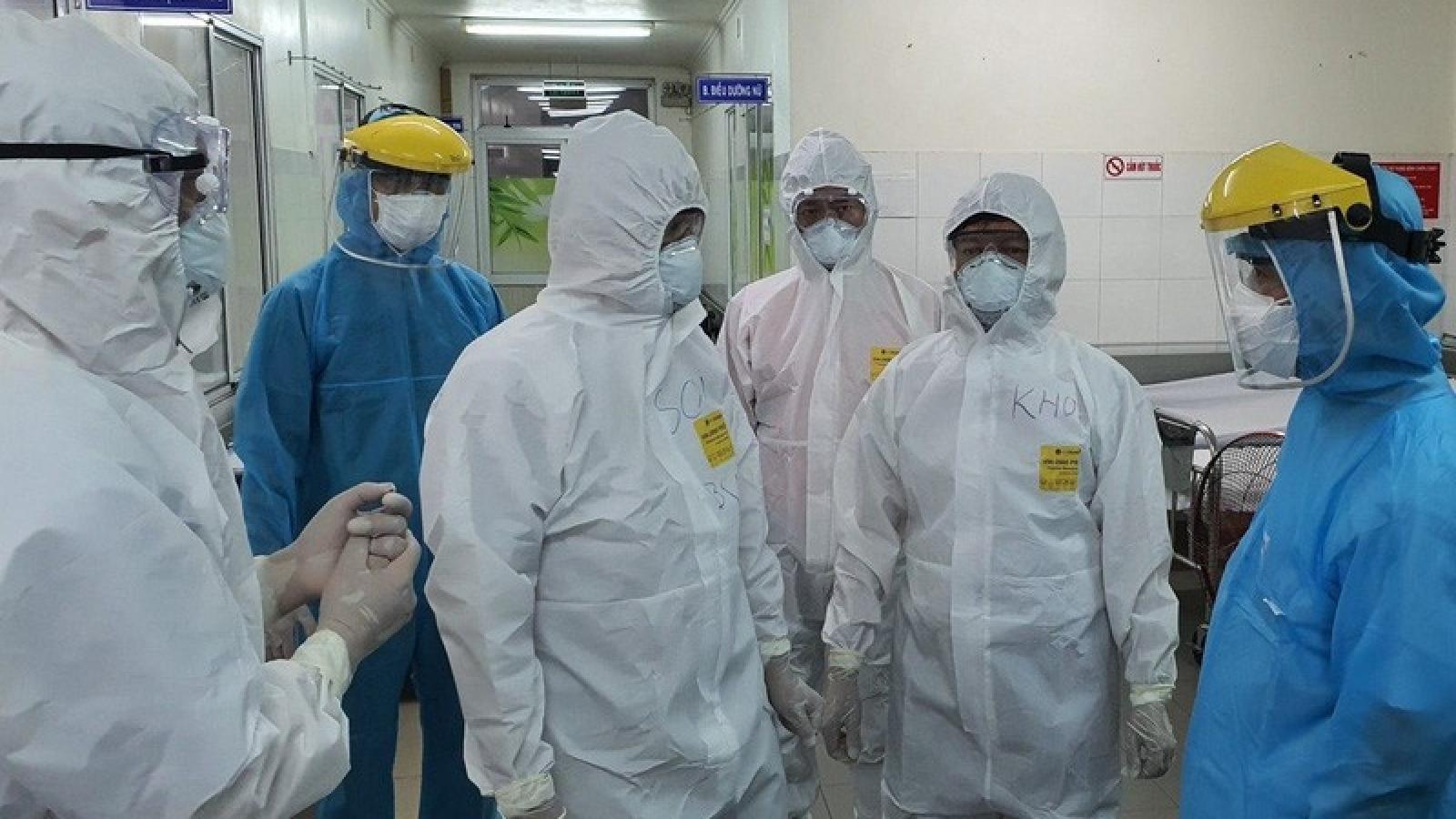 Bộ Y tế thành lập 5 đoàn kiểm tra phòng chống Covid-19