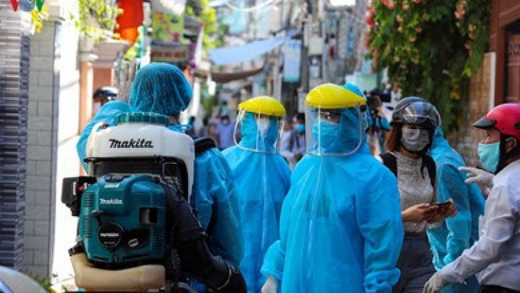 30 more fresh infections, with 27 related to Da Nang outbreak