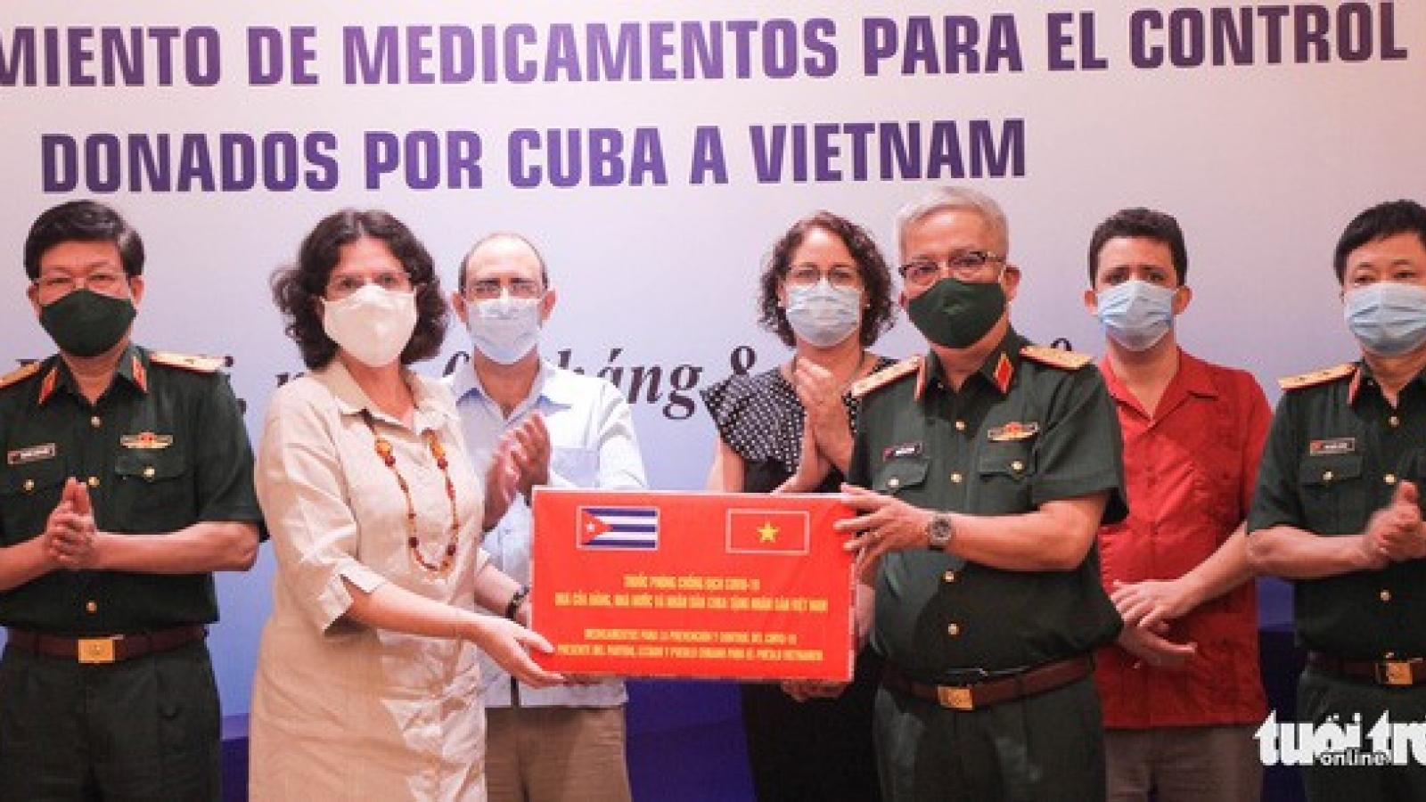 """""""Bác sĩ Cuba sẵn sàng đi đến bất cứ đâu mà Việt Nam cần sự hỗ trợ"""""""