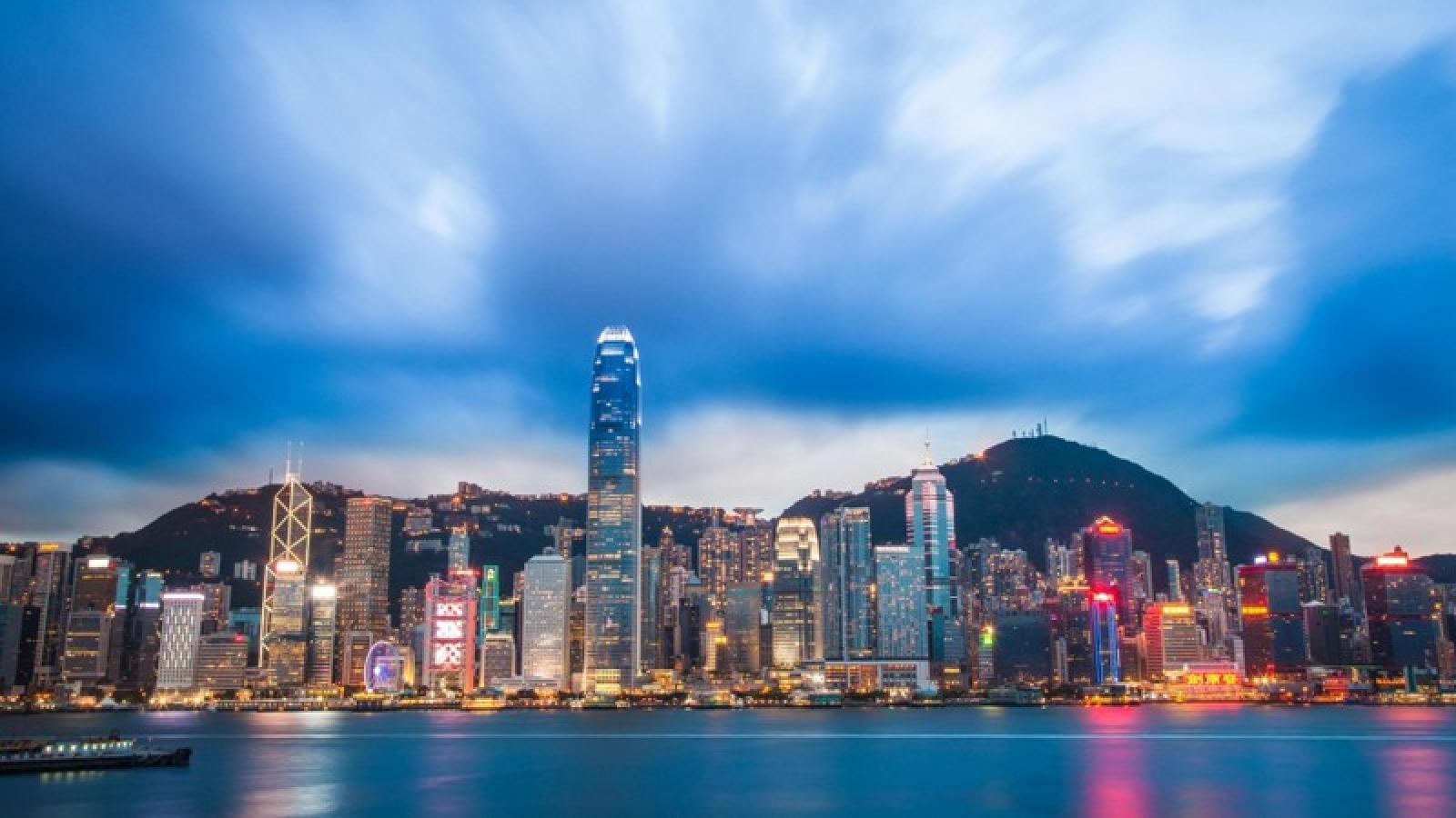 Trung Quốc lên án lệnh trừng phạt của Mỹ liên quan đến Hong Kong