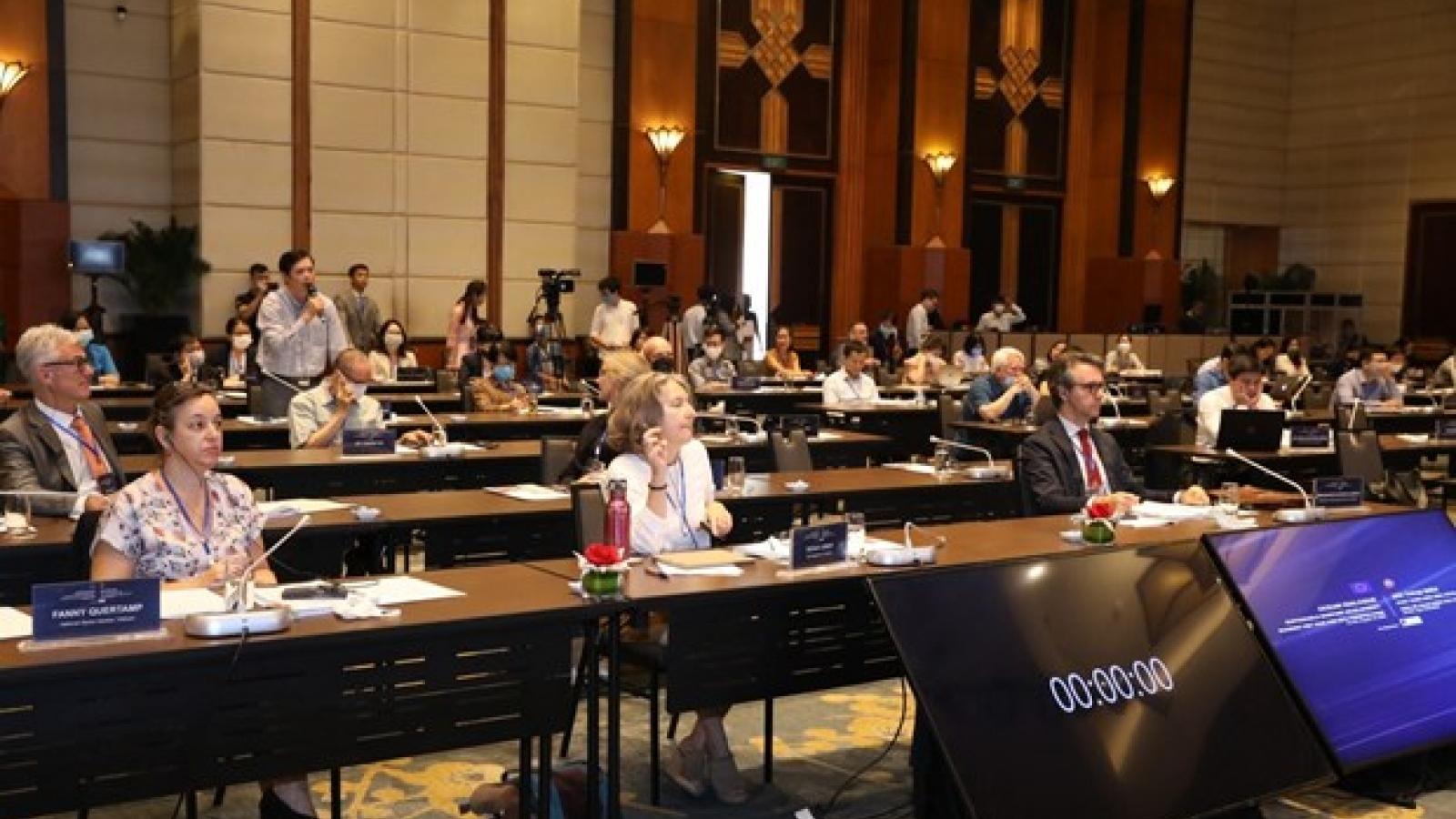 Dialogue looks at Vietnam - EU maritime economic cooperation