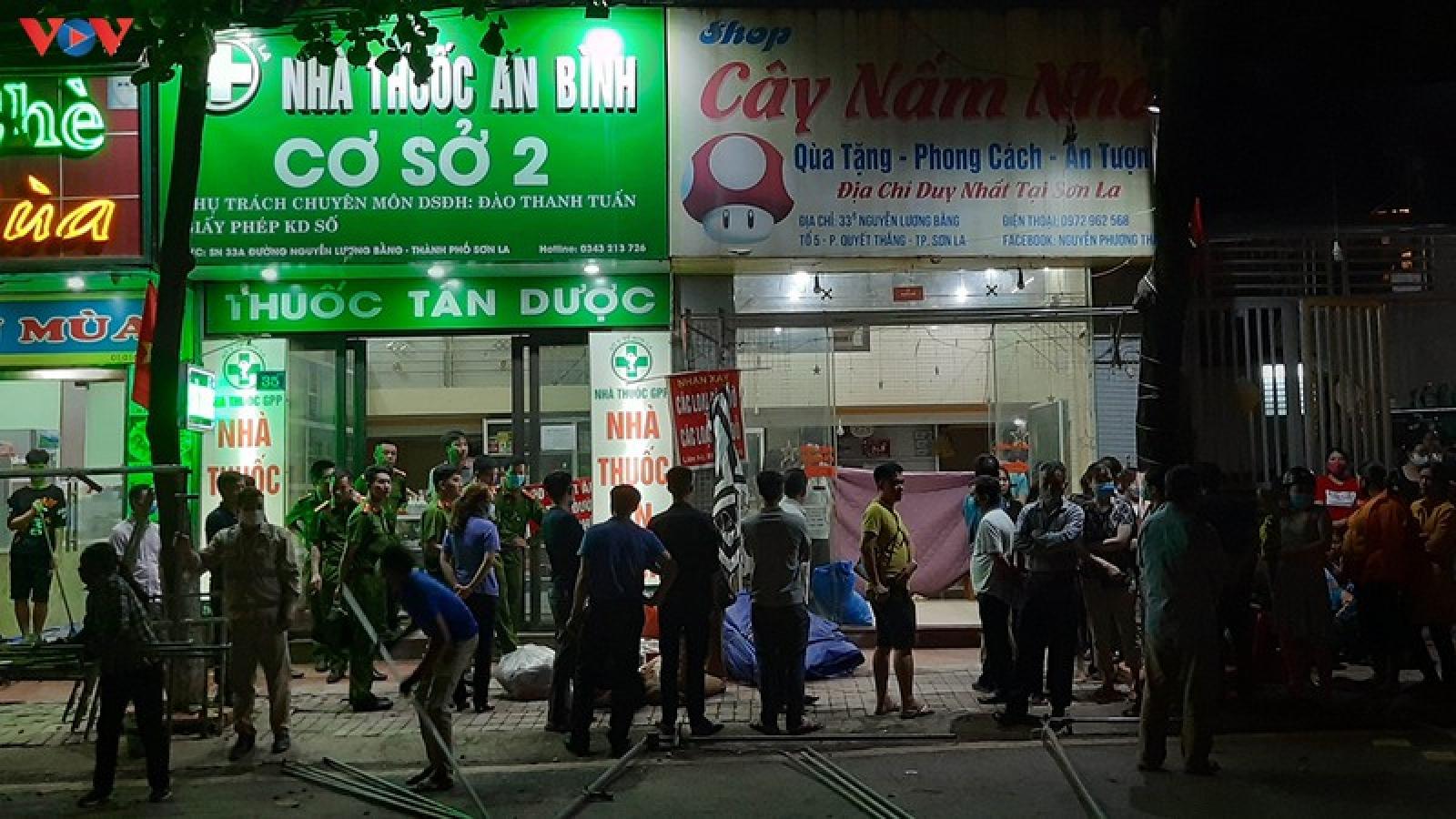 Điện giật làm 1 phụ nữ tử vong ở thành phố Sơn La