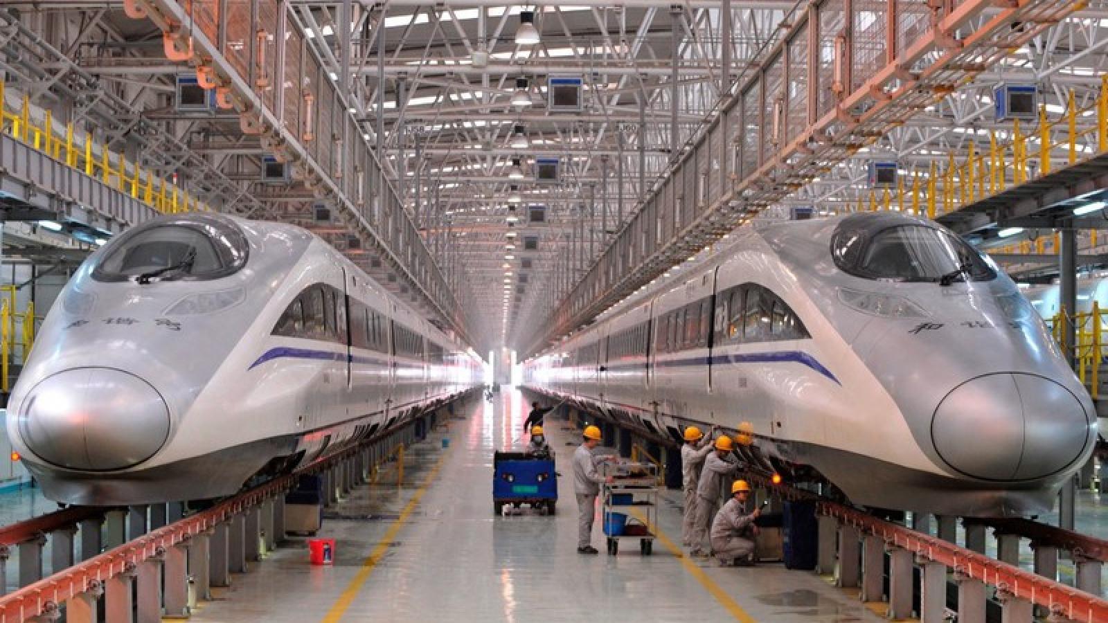 Indonesia đẩy nhanh dự án đường sắt do Trung Quốc xây giữa dịch Covid-19