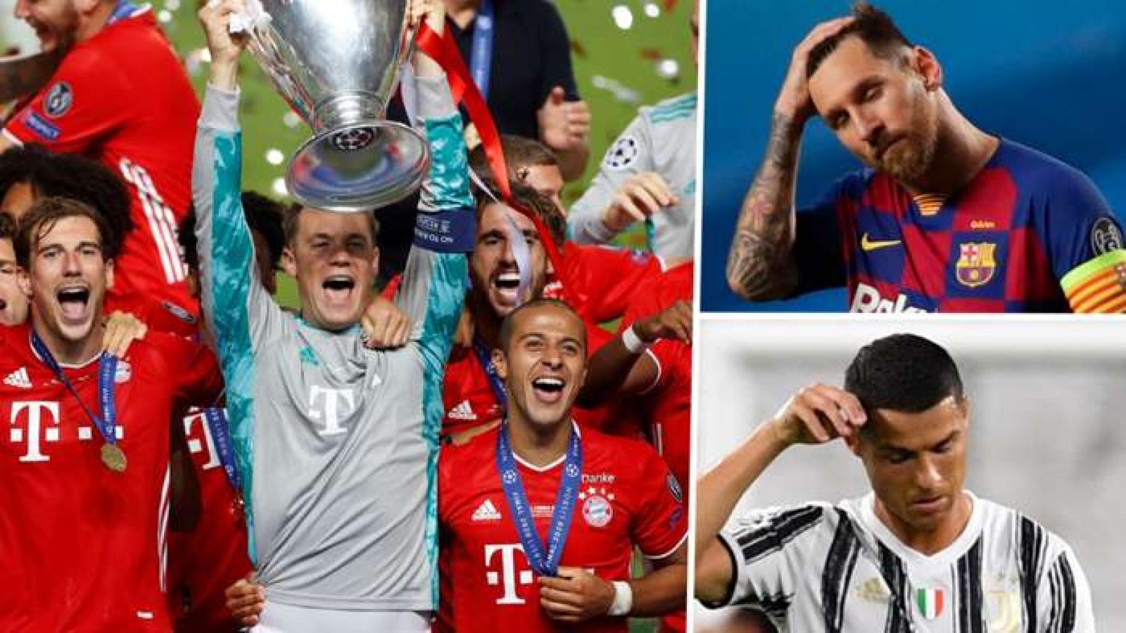 Đội hình xuất sắc nhất Champions League 19/20: Điều vốn dĩ phải thế