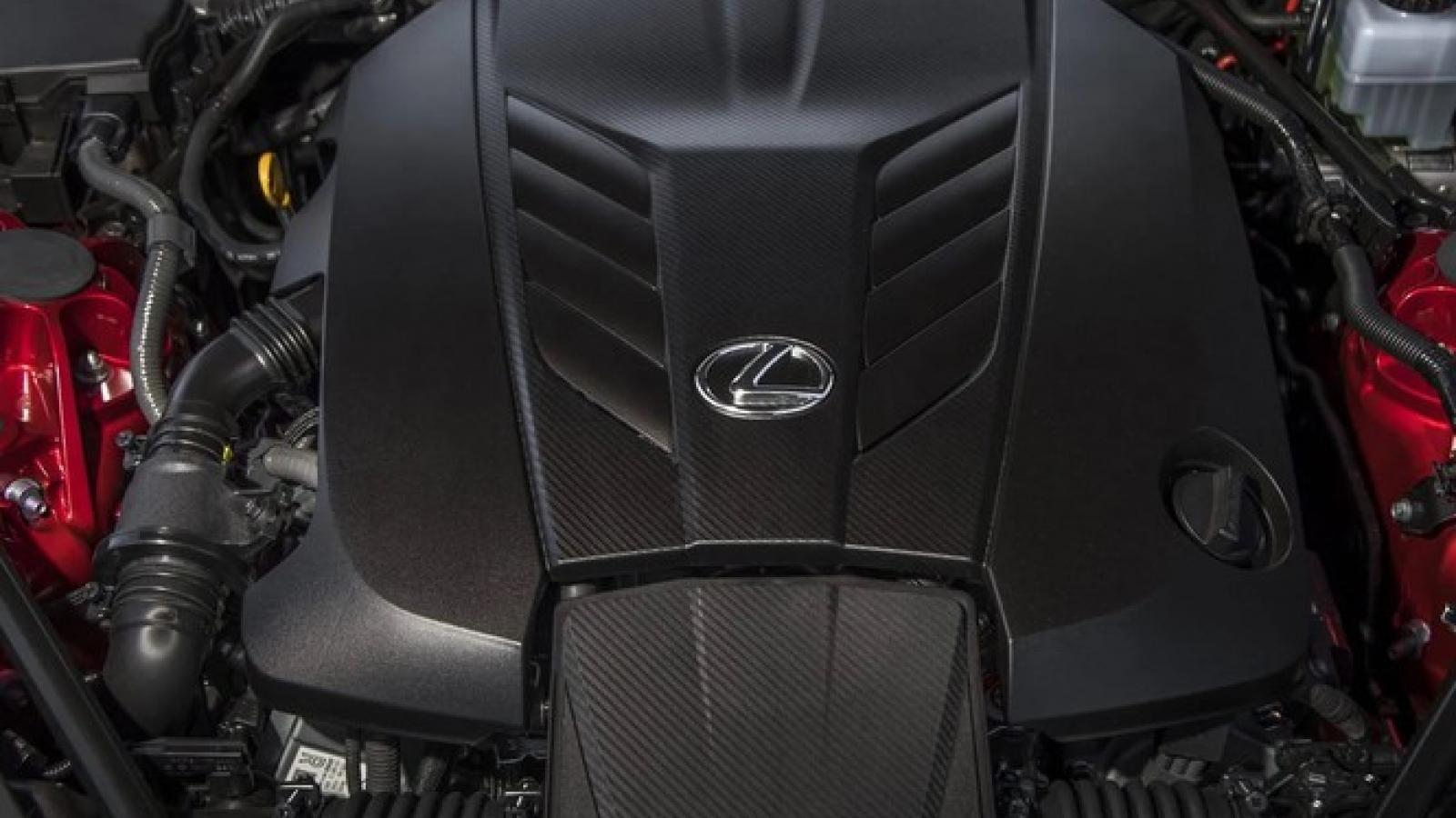 Toyota ngừng phát triển động cơ V8?