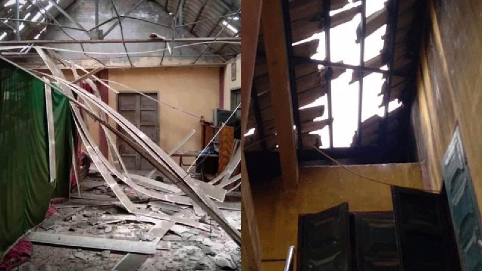 Liên tiếp xảy ra động đất tại huyện Mộc Châu, Sơn La