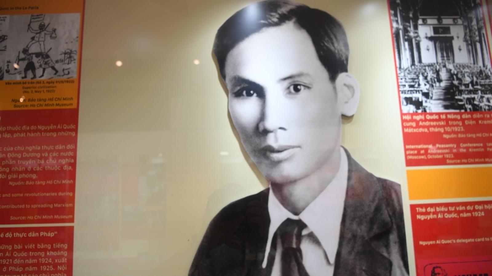 Những hình ảnh chưa công bố về cuộc đời hoạt động Cách mạng của Bác Hồ