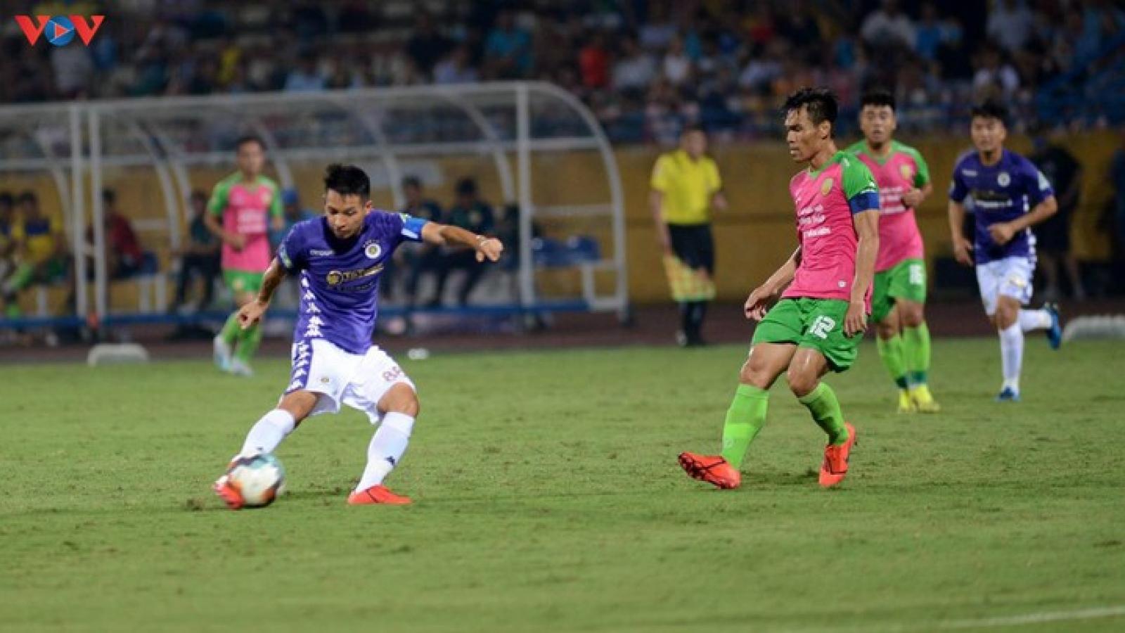 Quả bóng Vàng Việt Nam 2019 thể hiện vai trò đầu tàu ở Hà Nội FC
