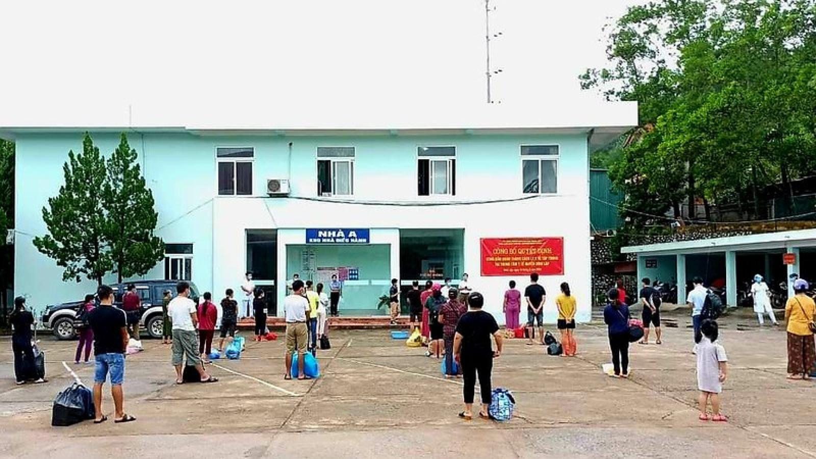 100% trường hợp F1 ở Lạng Sơn đều âm tính với virus SARS-CoV-2