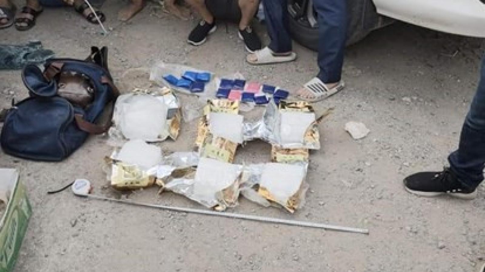 Gần 200 kg heroin và ma túy tổng hợp bị thu giữ trong tháng cao điểm