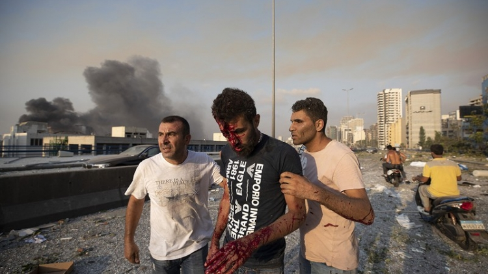 Cộng đồng quốc tế lên tiếng hỗ trợ Lebanon sau vụ nổ lớn ở Beirut