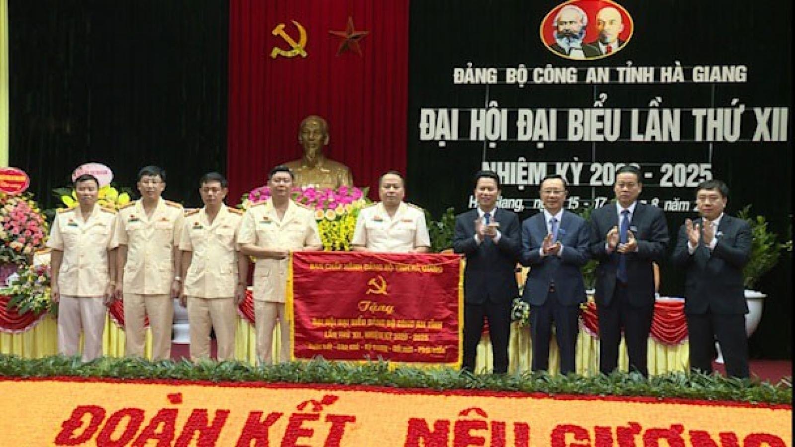 Đại tá Phan Huy Ngọc giữ chức Bí thư Đảng ủy Công an tỉnh Hà Giang