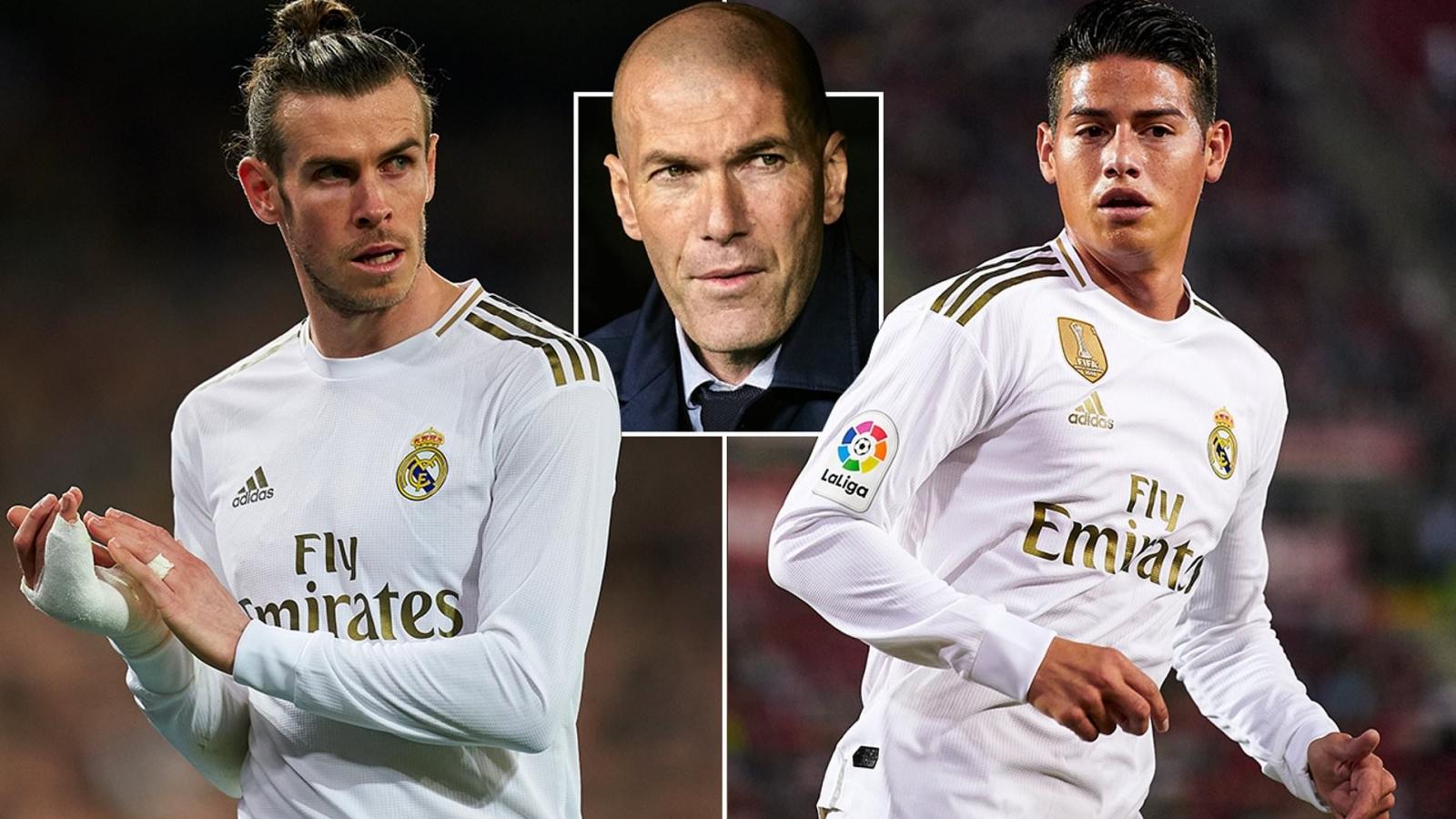 """Gareth Bale và James Rodriguez lĩnh """"án trảm"""" ở trận gặp Man City"""