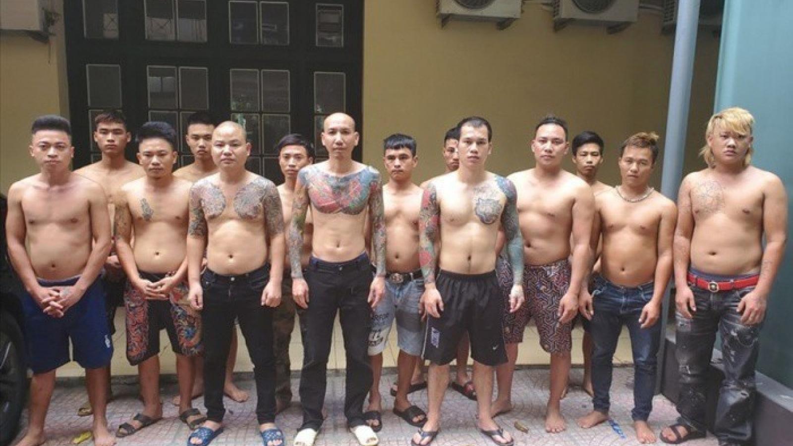 """Khởi tố vụ án liên quan đến """"giang hồ mạng"""" Phú Lê"""