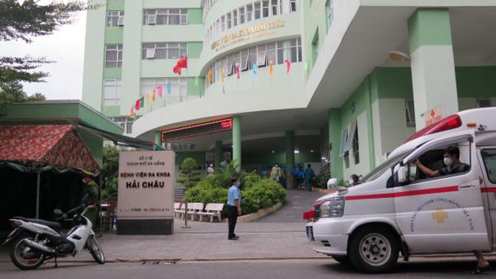 Đà Nẵng dỡ bỏ cách ly Bệnh viện Hải Châu, hơn 300 người được về nhà