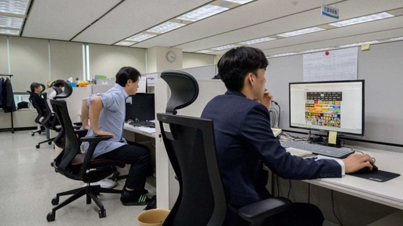 Lượng truy cập Internet tại Hàn Quốc tăng đột biến do Covid-19
