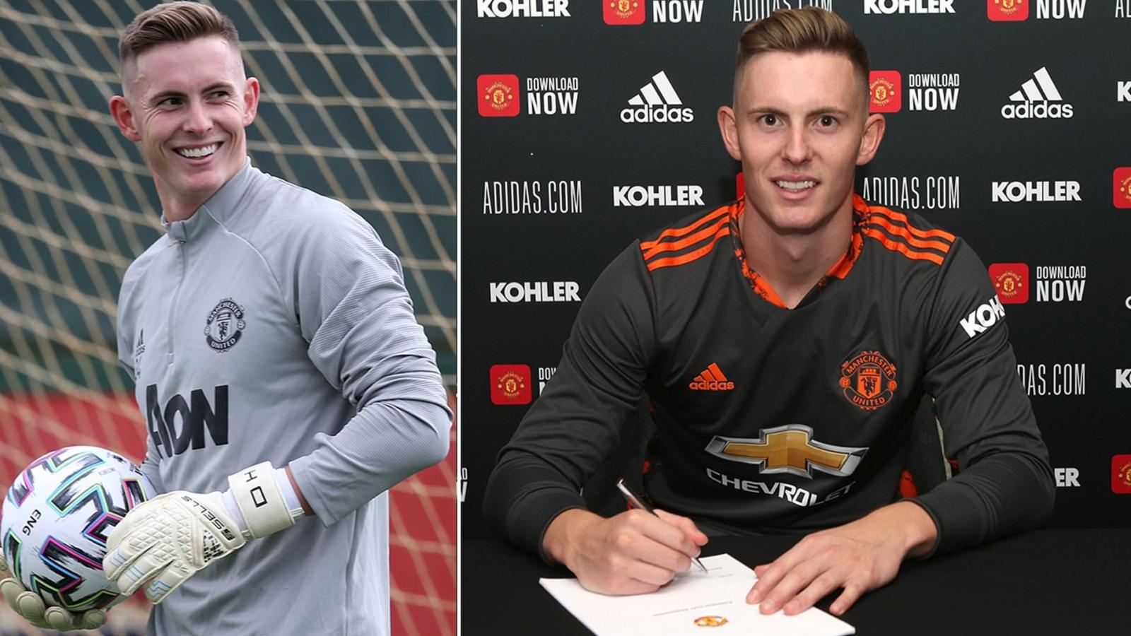 Ký hợp đồng mới với MU, Dean Henderson lọt top 5 thủ môn lương cao nhất nước Anh