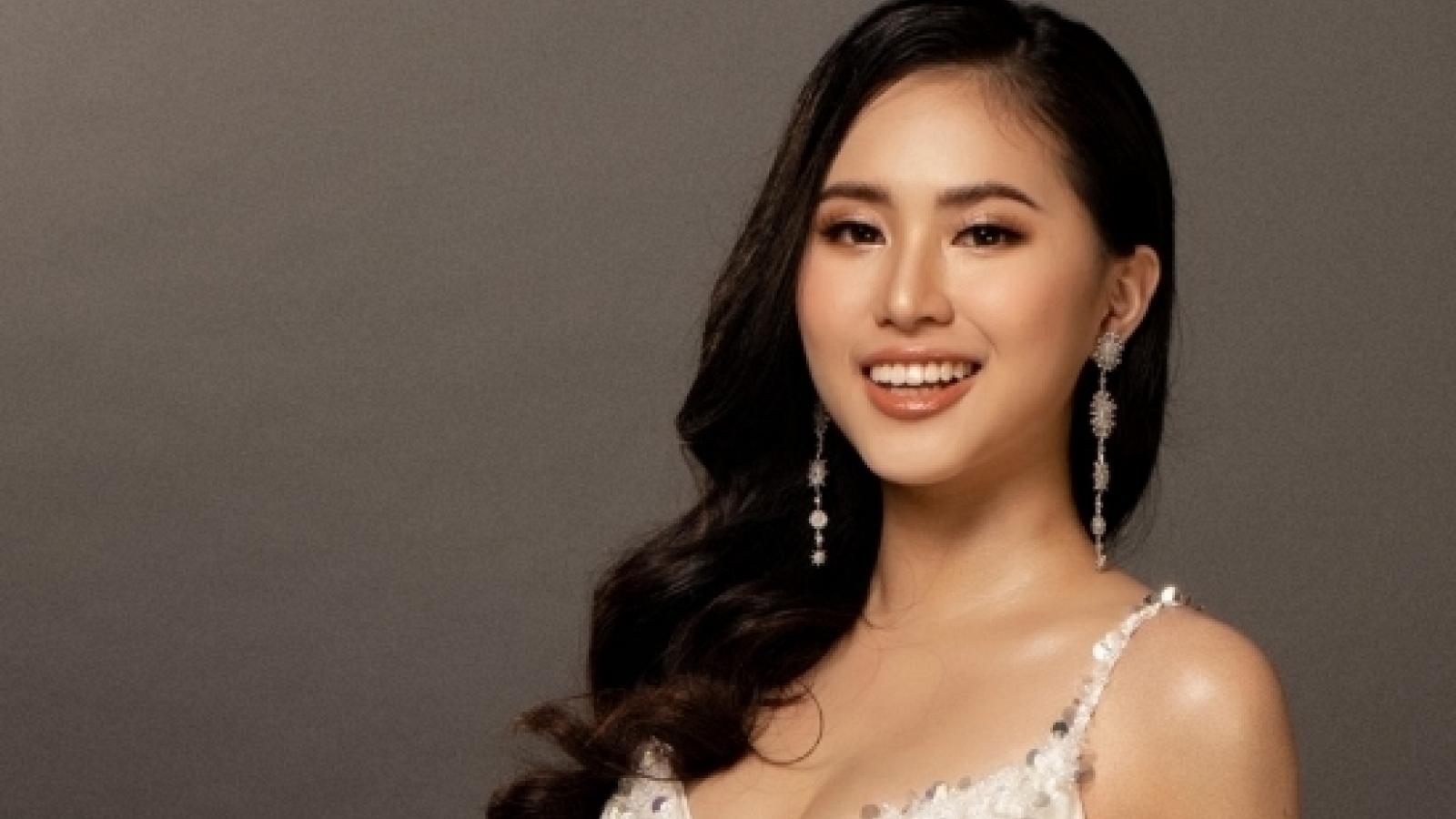 Thí sinh Hoa hậu Việt Nam đỗ 3 đại học Mỹ