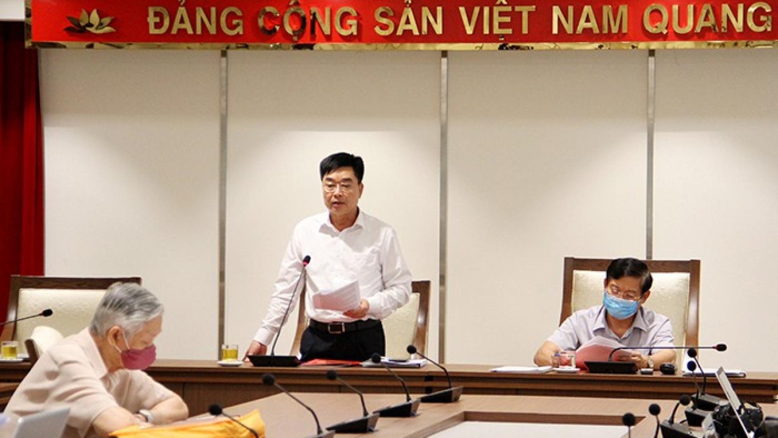 Huyện Hoài Đức (Hà Nội) đặt mục tiêu lên quận vào cuối năm 2022