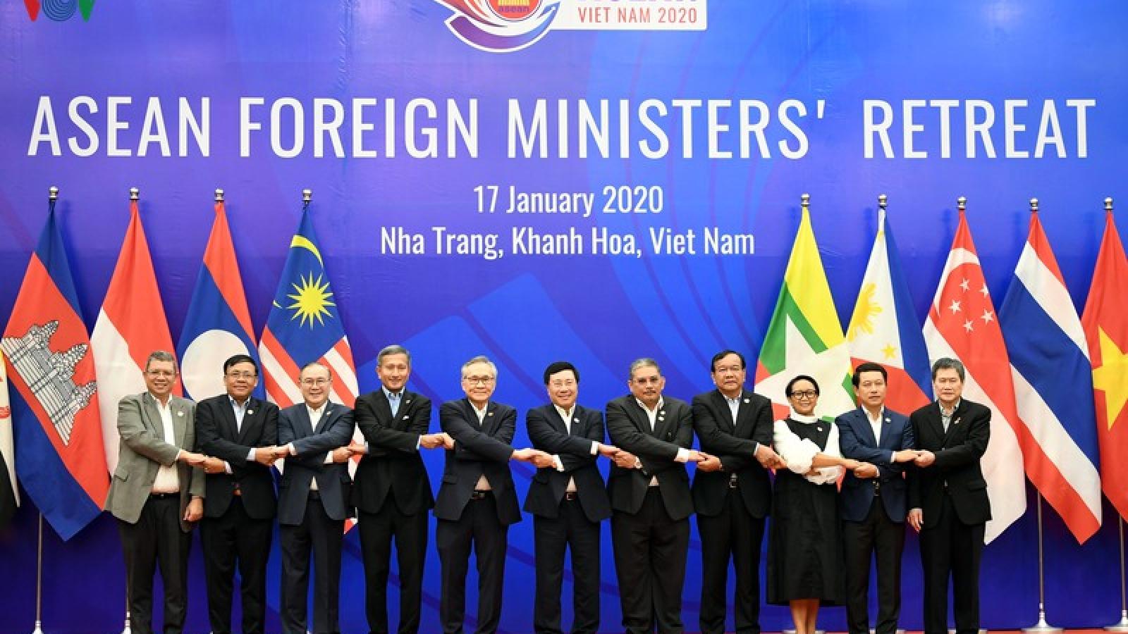 Việt Nam đang hoàn tất chuẩn bị cho Hội nghị Bộ trưởng Ngoại giao ASEAN 53