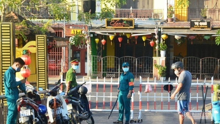 UNESCO-recognised Hoi An continues to apply social distancing