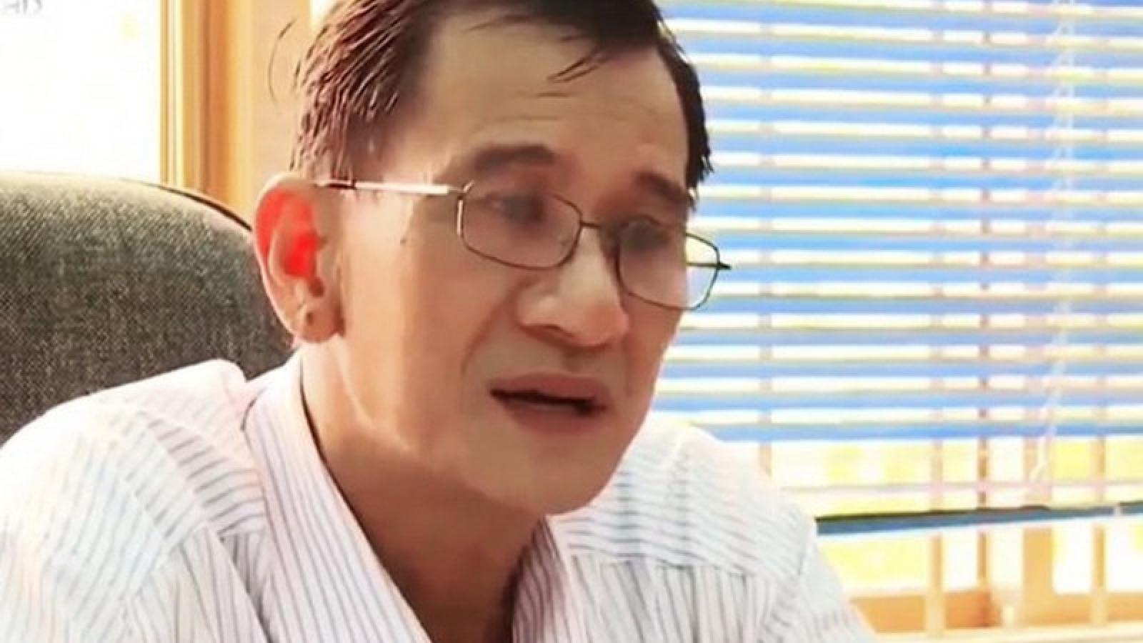 Khởi tố nguyên Phó Chủ tịch Ủy ban nhân dân thị xã Sông Cầu