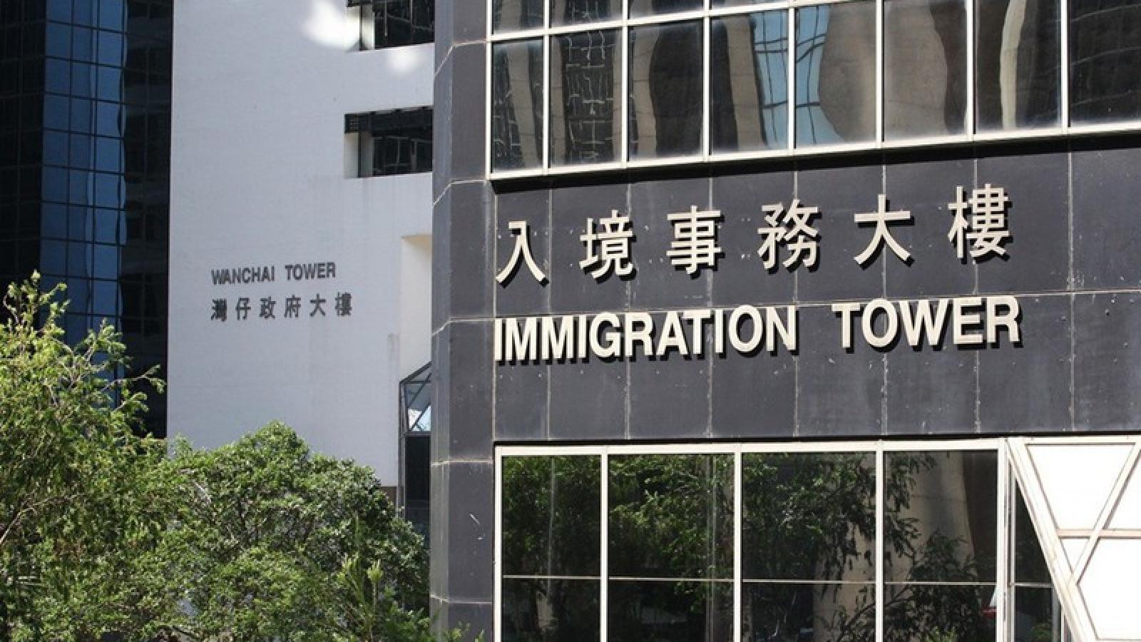 Hong Kong lên tiếng về việc thay đổi quy trình cấp thị thực cho nhà báo