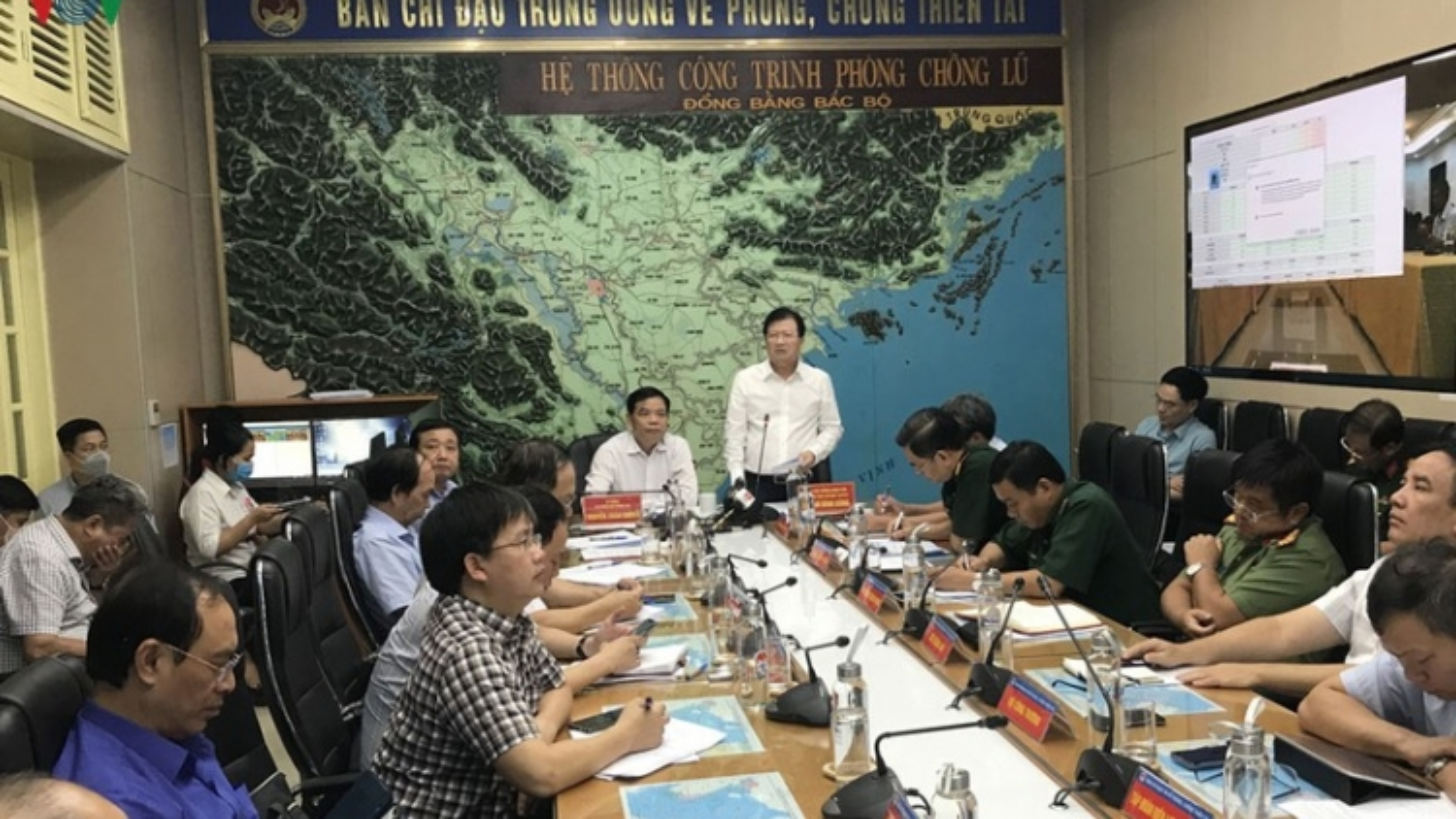 Phó Thủ tướng Trịnh Đình Dũng: Cần chủ động ứng phó nguy cơ sạt lở đất