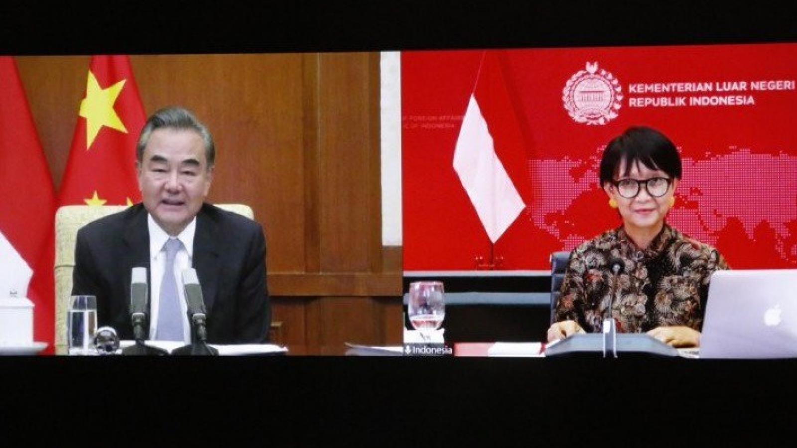 Indonesia kêu gọi Trung Quốc tôn trọng UNCLOS