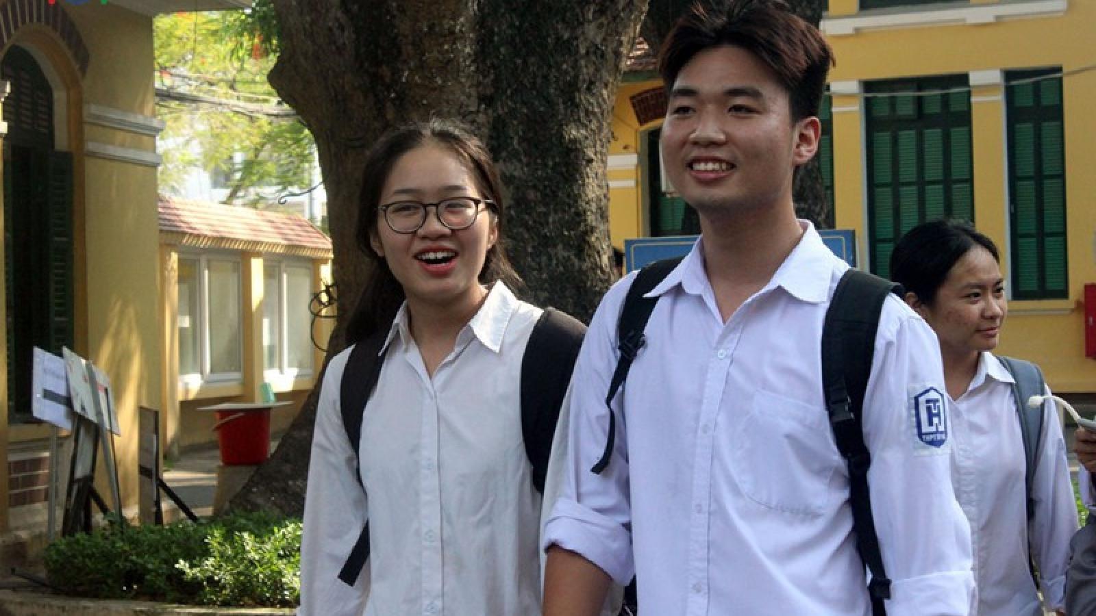 Những trường THCS nào ở Hà Nội có tỷ lệ học sinh đỗ THPT chuyên cao nhất?