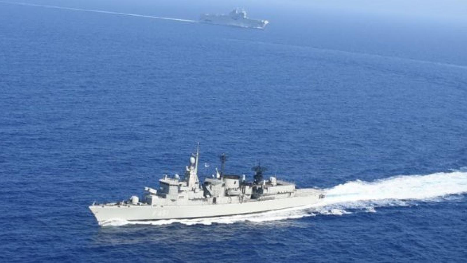 Thổ Nhĩ Kỳ muốn tìm giải pháp giải quyết tranh chấp với Hy Lạp
