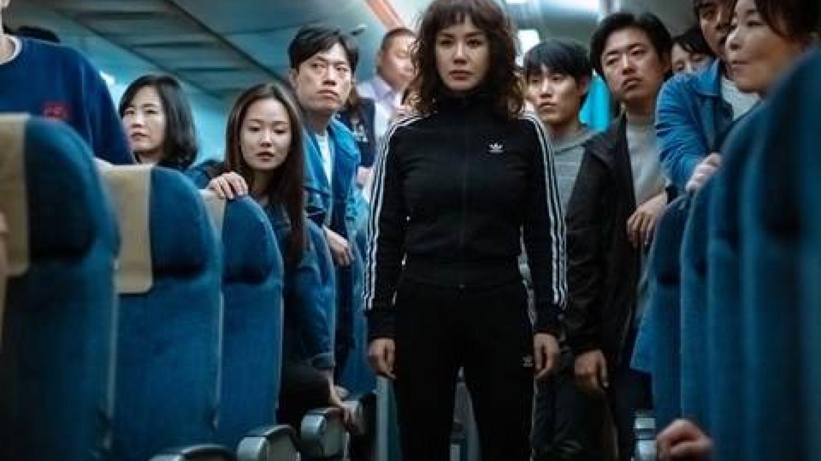 """""""Ô Kê, Chị đại"""" phá đảo phòng vé Hàn Quốc với chuyến bay toàn sao hạng A"""