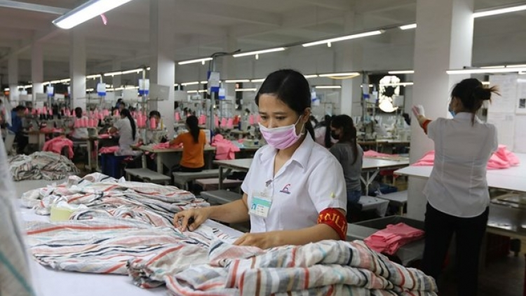 Industrial production declines in HCM City in seven months