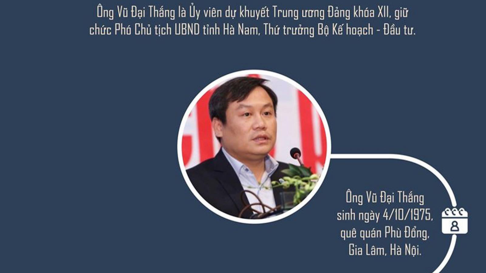 Chân dung tân Bí thư Tỉnh ủy Quảng Bình Vũ Đại Thắng