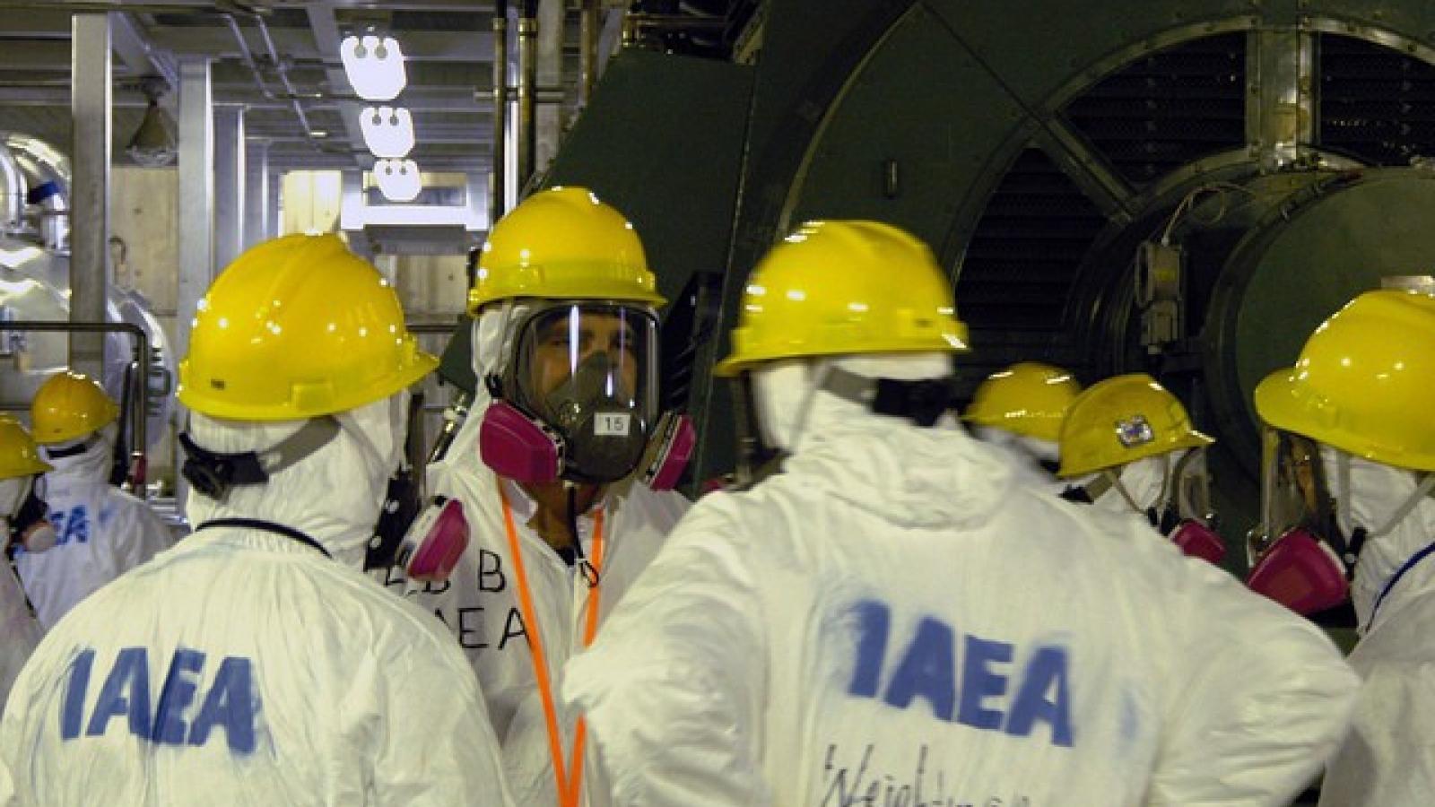 Iran đồng ý cho IAEA tiếp cận có điều kiện một số địa điểm hạt nhân
